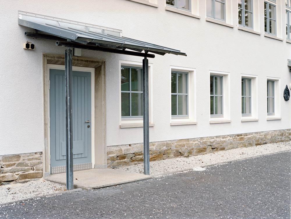 B rgerhaus umbau in langenbach - Fliesen langenbach ...